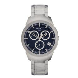 Tissot Men's Titanium Chronograph Watch