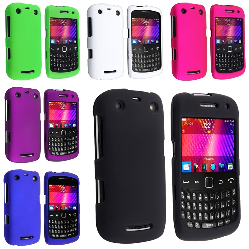 Multi-colored Case Set for Apple iPhone 4 / 4S (Pack of 6)