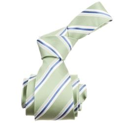 Republic Men&#39;s Silk Pinstriped Neck Tie