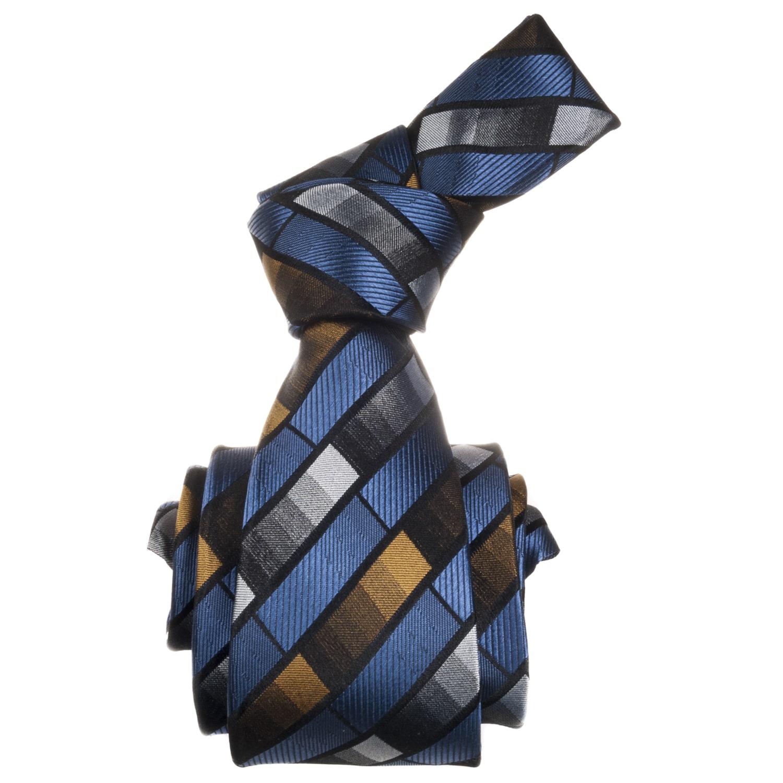 Republic Men's Silk Patterned Tie