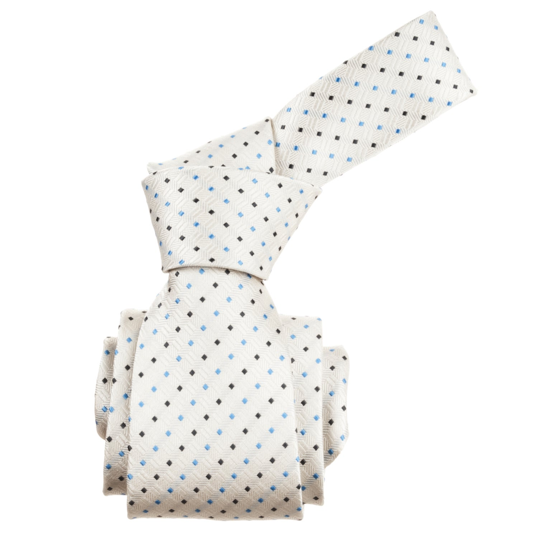 Republic Men's Dotted Cream Tie