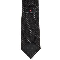 Republic Men's Silk Dotted Pattern Tie