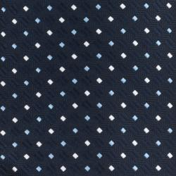 Republic Men's Dotted Navy Blue Tie