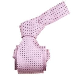 Republic Men&#39;s Dotted Pink Tie