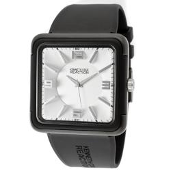 Kenneth Cole Reaction Men's Black Polyurethane Watch