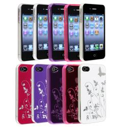 TPU Cases/ Snap-on Cases for Apple iPhone 4/ 4S