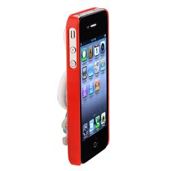 BasAcc Rabbit Mirror Case/ Protector/ Headset for Apple iPhone 4/ 4S