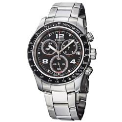 Tissot Men's Stainless Steel V8 Chronograph Watch
