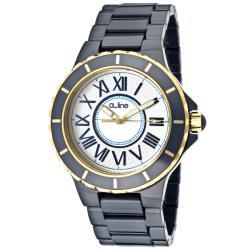 a_line Women's 'Marina' Blue Ceramic Watch