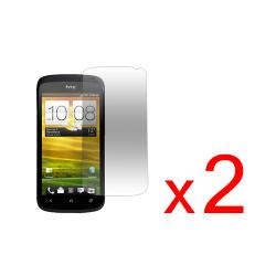 Premium Screen Protector for the T-Mobile HTC One S (Pack of 2)