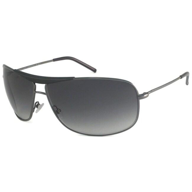Giorgio Armani Men's GA887 Aviator Sunglasses