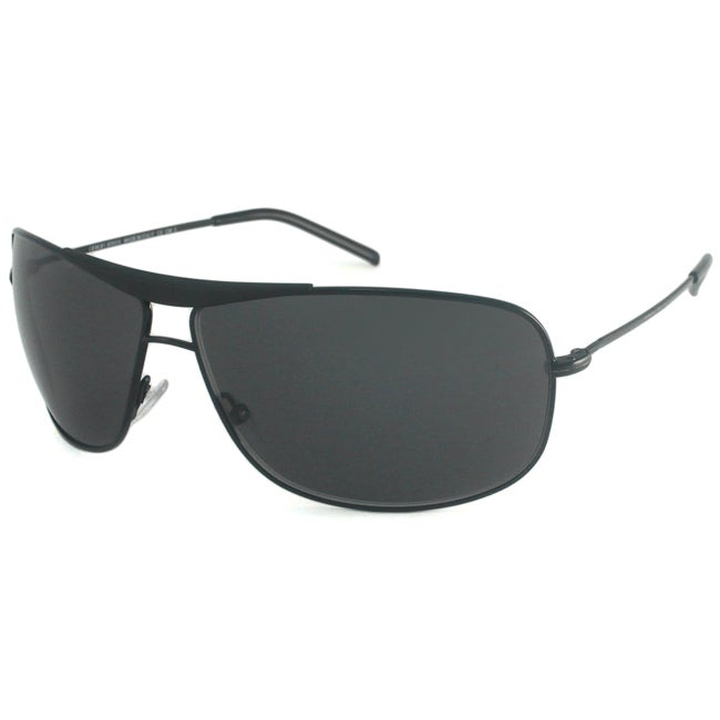 Giorgio Armani Men's GA887 Aviator Sunglasses