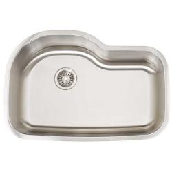 Artisan Premium Collection 16-gauge Stainless Steel Undermount Single Basin Kitchen Sink