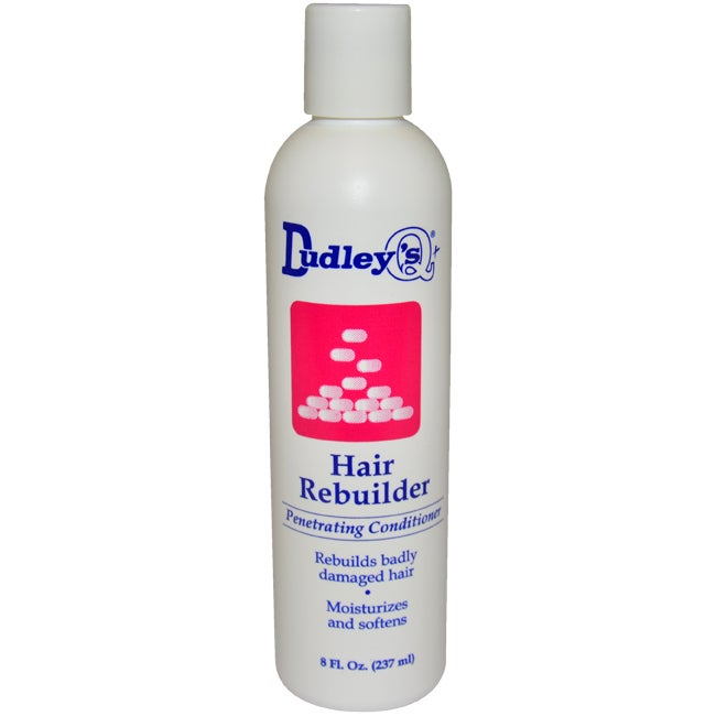 Dudley's Hair Rebuilder Penetrating 8-ounce Conditioner