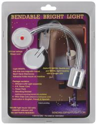 Dream World Inc. Bendable Bright, Efficient and Flexible Light Kit