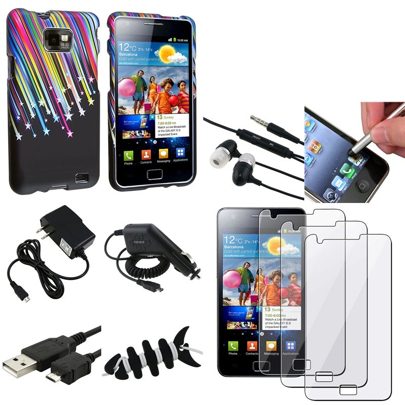 Case/ Screen Protector/ Charger/ Stylus for Samsung© Galaxy Note N7000