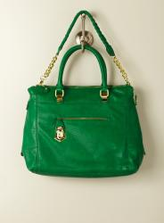 Steve Madden B Social Tote With Push Lock