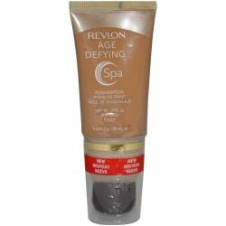 Revlon Spa Age Defying SPF 18 # 008 Deep Foundation