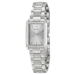 Bulova Women's Stainless Steel Bracelet Watch