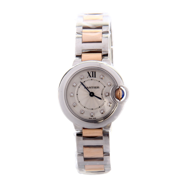 Cartier Women's Ballon Bleu Watch