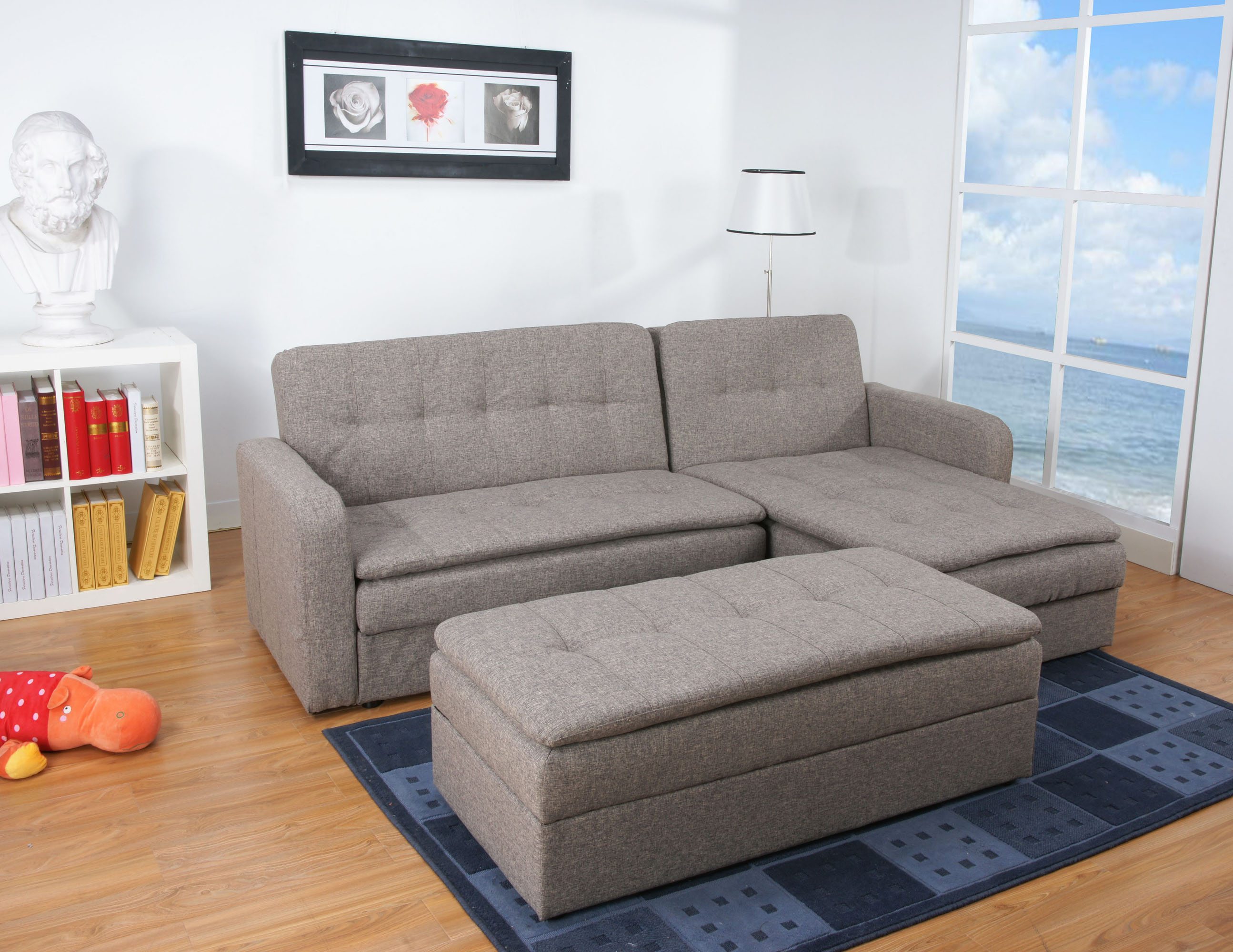 Sectional Sleeper Sofa