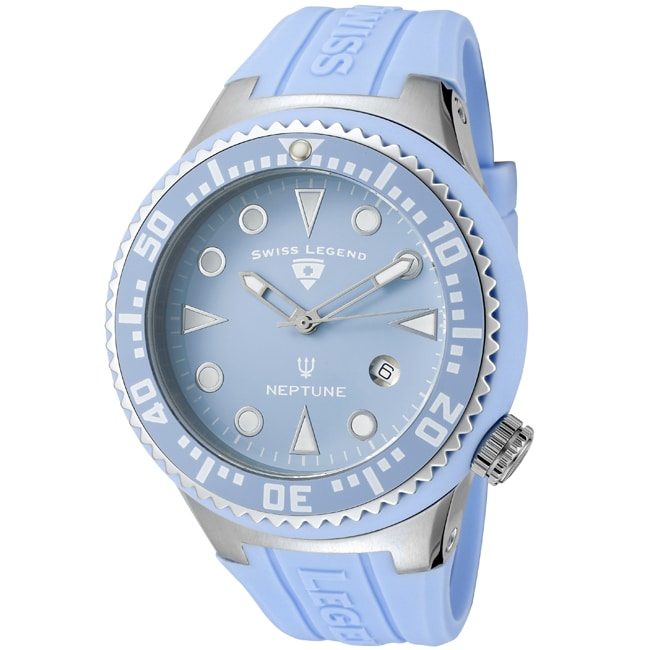 Swiss Legend Men's SL-21848D-012 Neptune Light Blue Watch