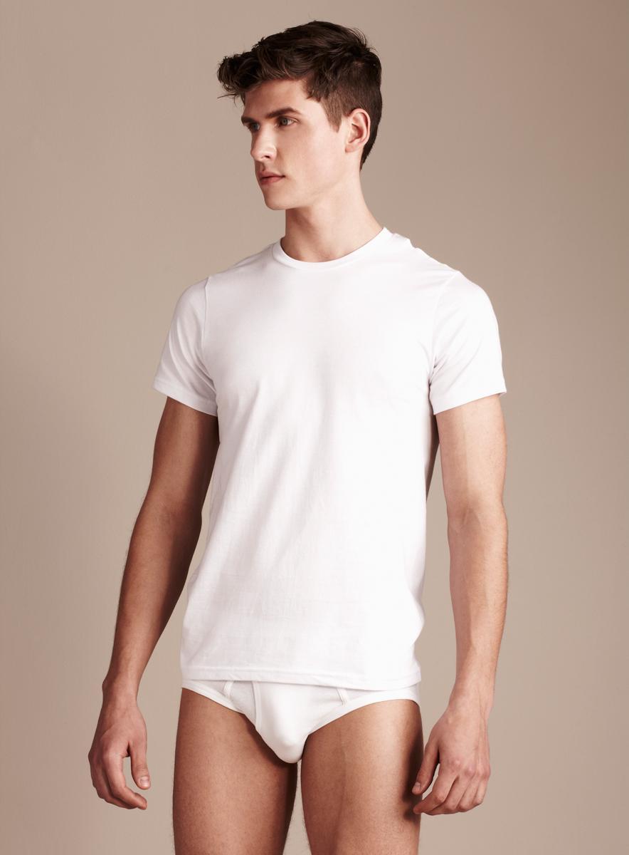 Calvin Klein Underwear 3 Pack Crew Tee