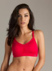 Marika Seamless Power Mesh Sports Bra
