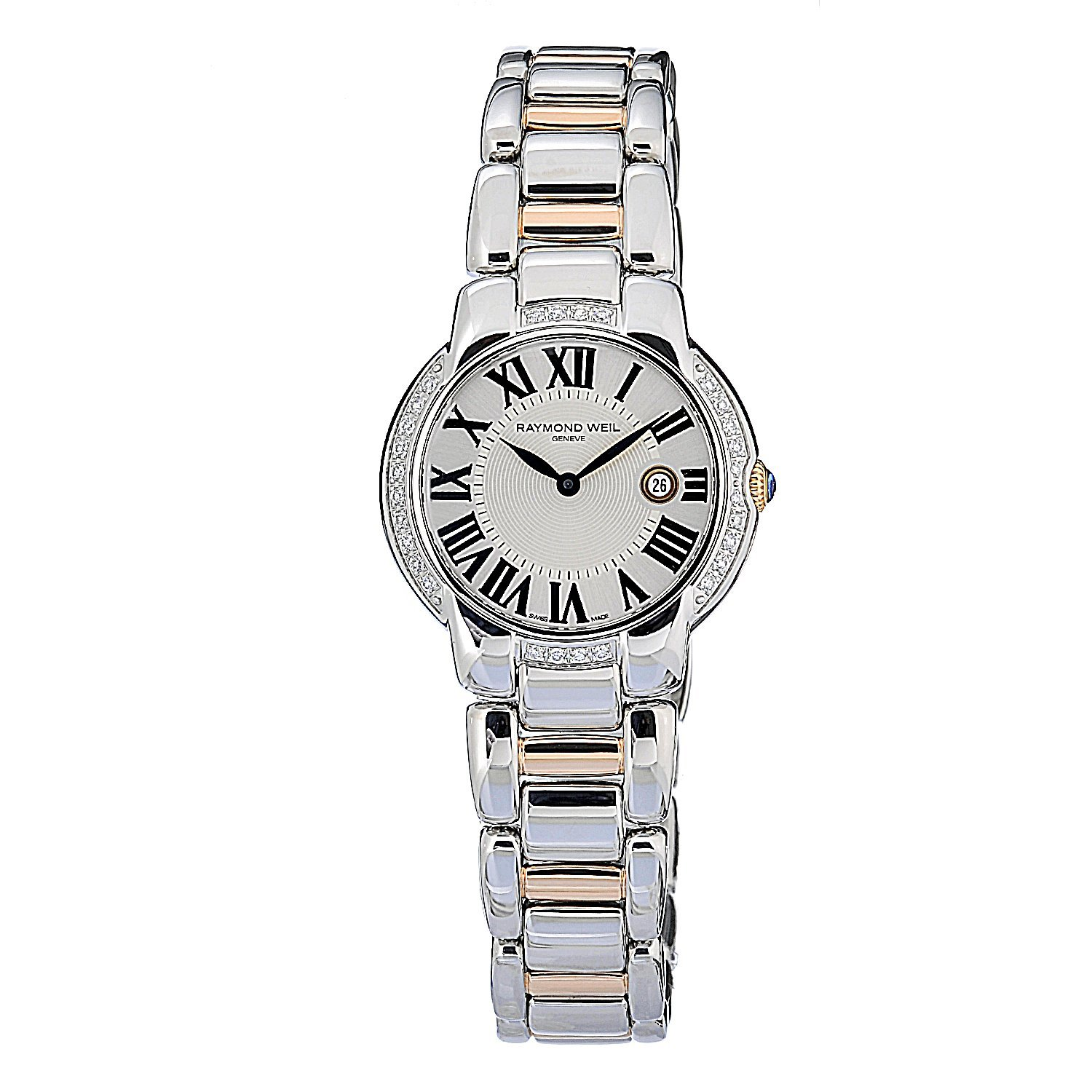 Raymond Weil Women's Jasmine Diamond Two-tone Watch