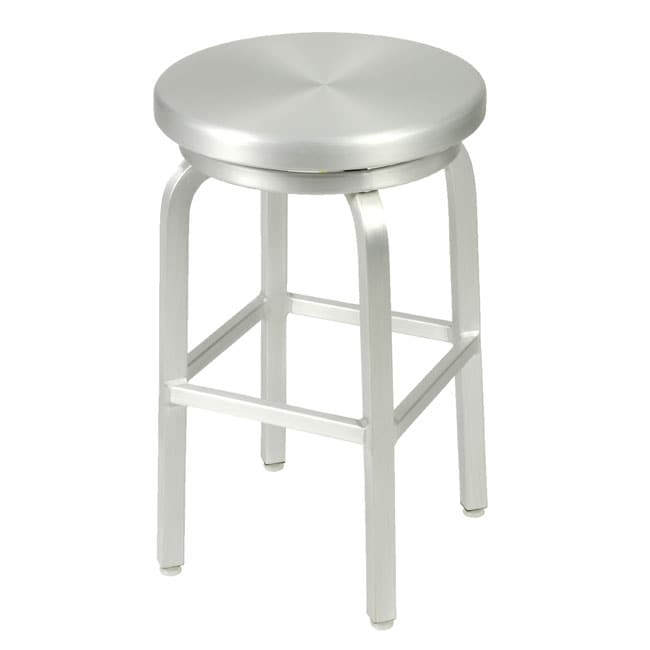 Miller-C Bar Swivel Stool