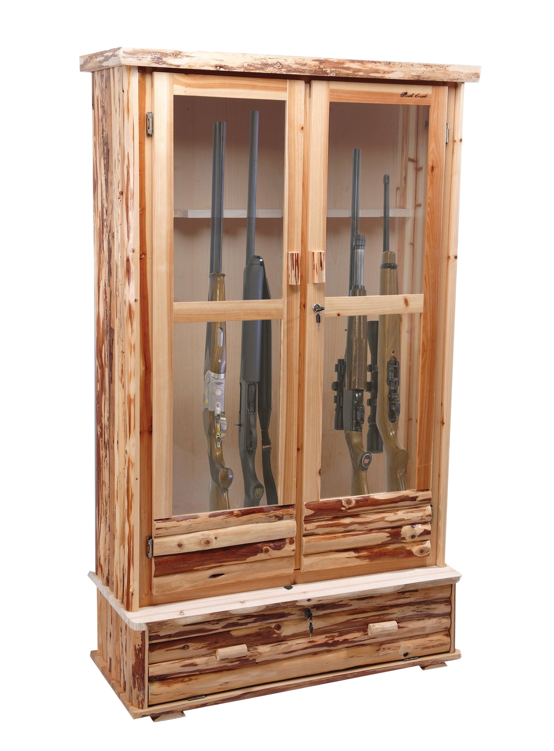 Wood Working: Hidden Gun Cabinets Plans. Full resolution‎  pic, nominally Width 1800 Height 2441 pixels, pic with #9C622F.