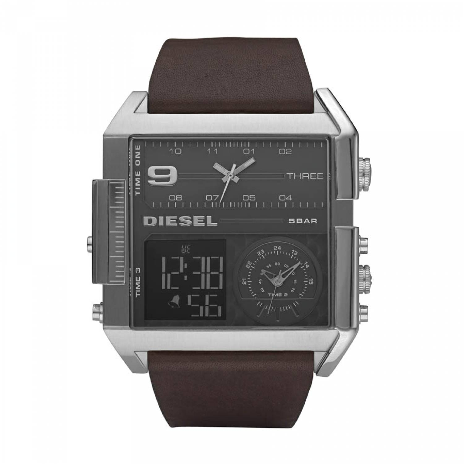 Diesel Men's Dual-Dial Watch