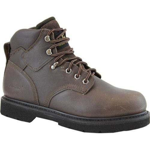 Men's AdTec 9316 Work Boots 6in Dark Brown