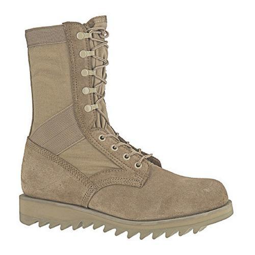 Men's Altama Footwear Desert Original Ripple Boot Tan Suede