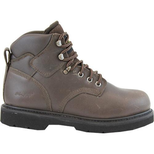 Men's AdTec 9316 Work Boots 6in Dark Brown