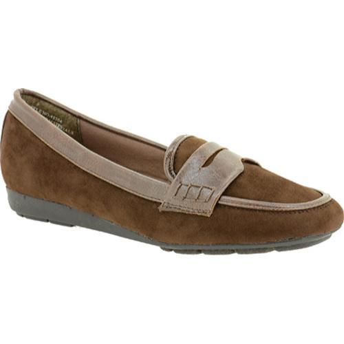 Women's Annie Maggie Brown Suede/Brown