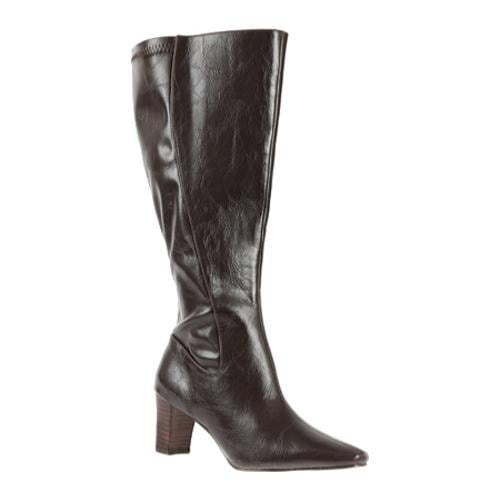 Women's Annie Timely Wide Calf Brown Antique