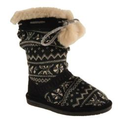 Girls' Bearpaw Donner Black
