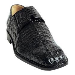 Men's Belvedere Coppola Black Crocodile