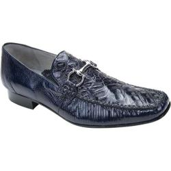 Men's Belvedere Italo Navy Crocodile/Lizard