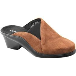 Women's Curvetures Brooke 183 Whiskey Suede