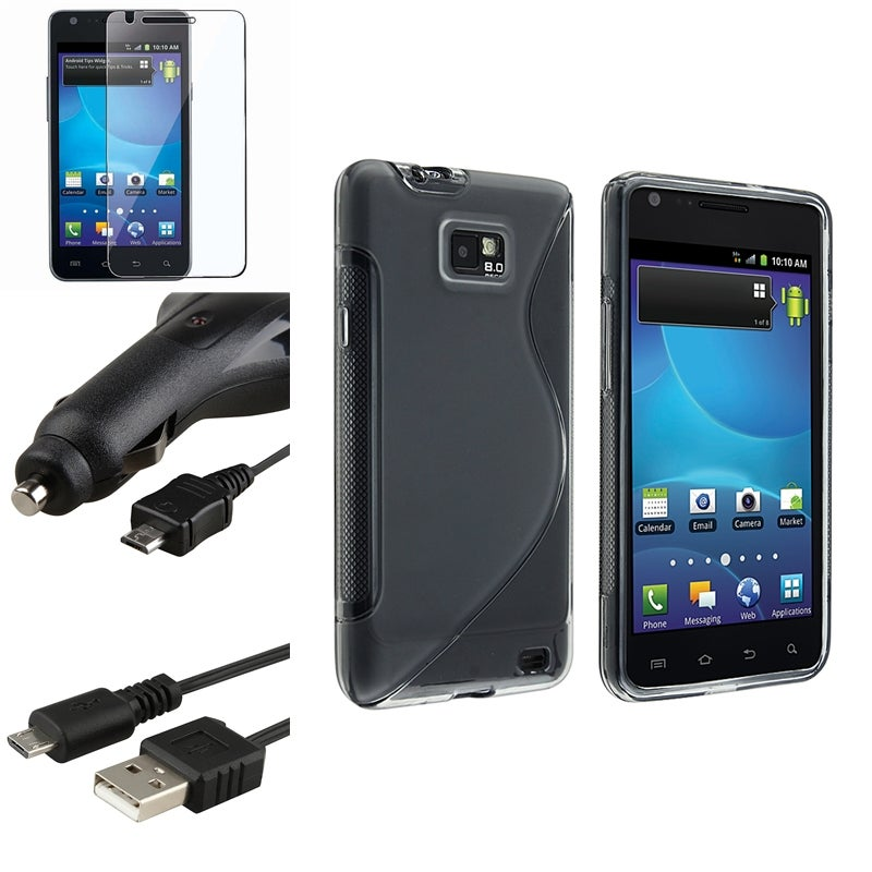 Case/ Charger/ Protector for Samsung Galaxy S II AT&T i777/ Attain