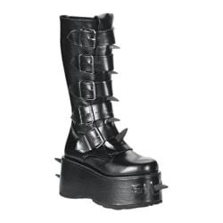 Men's Demonia Wicked 800 Black PU