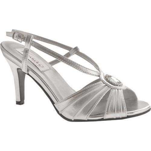 Women's Dyeables Janelle Silver Metallic