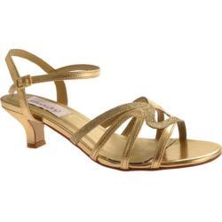 Women's Dyeables Whitney Gold Glitter