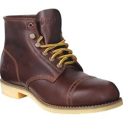 Men's Giant by Georgia Boot Malden 6in Cap Toe Seahorse