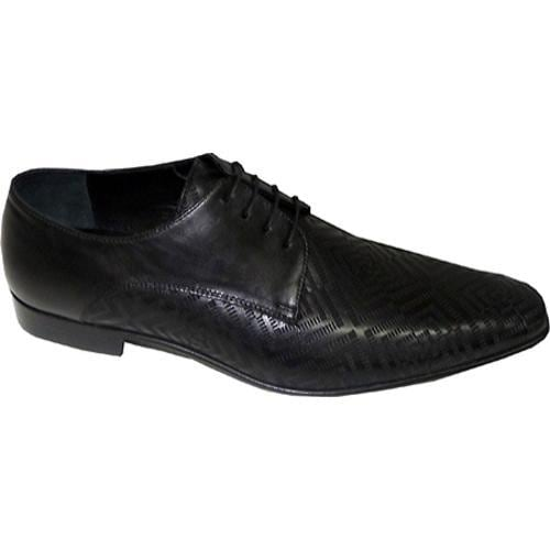Men's Giovanni Marquez 19903 Black Leather