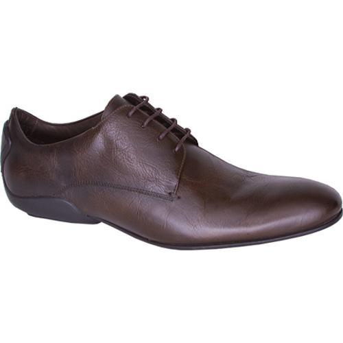 Giovanni Marquez Men's Eurotex 56503 Brown Leather