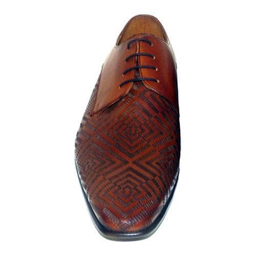 Giovanni Marquez Men's 19903 Tobacco Leather