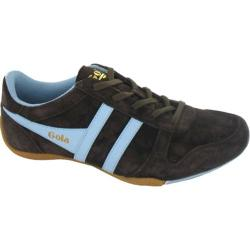 Men's Gola Chase Dark Brown/Pale Blue
